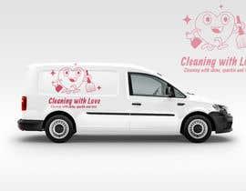 #14 для Make logo for cleaning company от radudangratian
