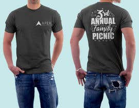 1aa260490 #50 for Design an awesome T-shirt for company picnic by abgenesis88