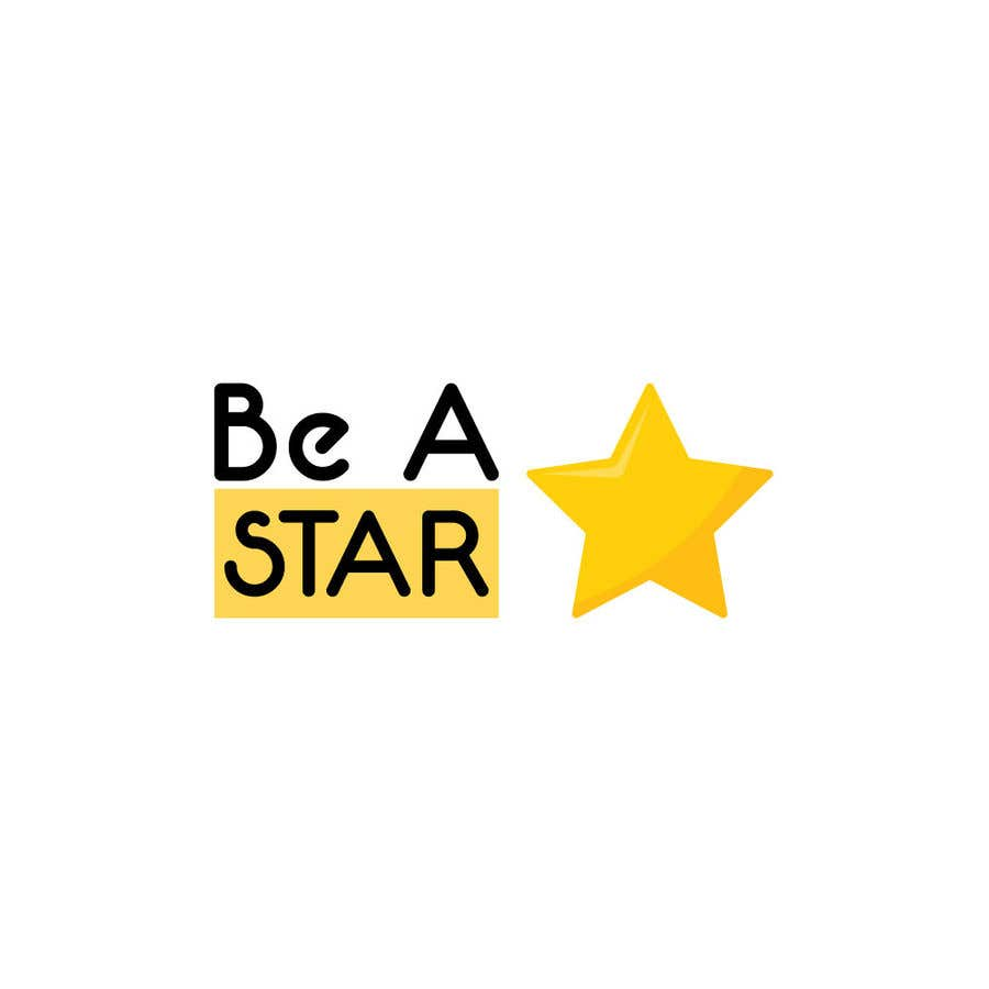 Contest Entry #6 for Be A Star Logo