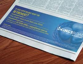 #51 untuk Create a newspaper Ad oleh stylishwork