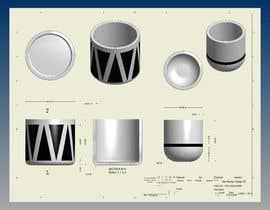#29 untuk Pot Planter Design oleh meongwae