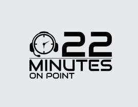 #51 for Logo Creation for PODCAST (22 Minutes On Point) by Bokul11