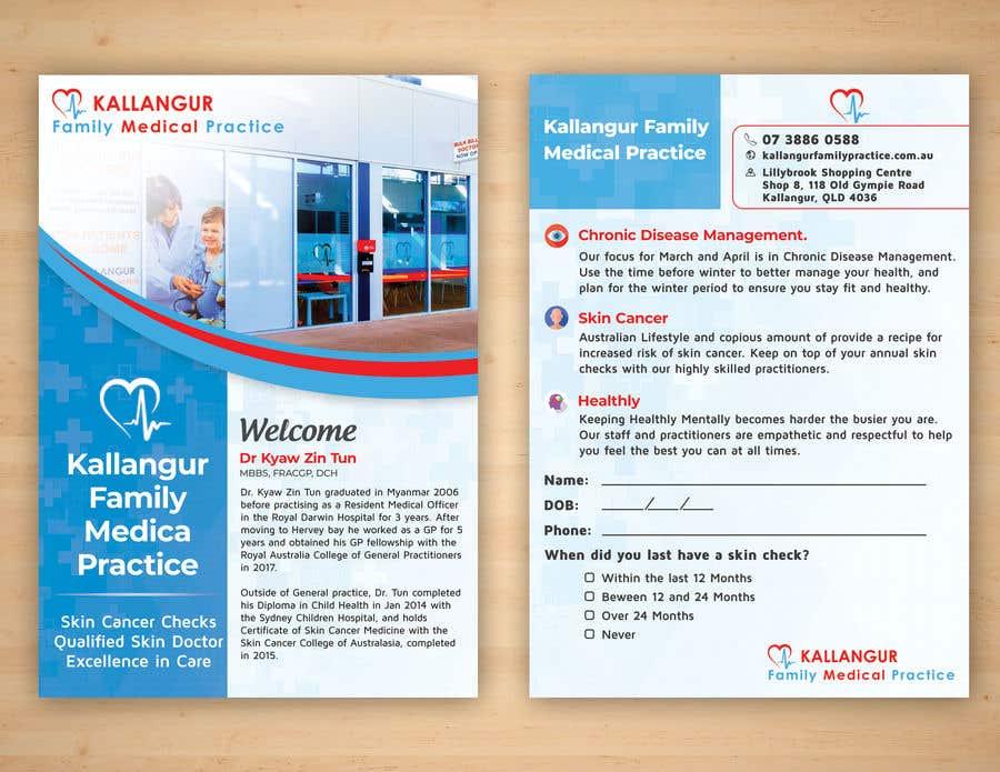 Penyertaan Peraduan #125 untuk Flyer Design