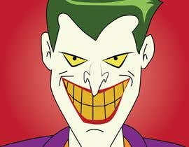 #6 para The Joker (Batman's Villain) In Adobe Illustrator por NadeeshanMA