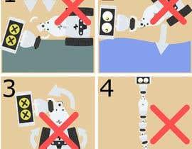 Nro 20 kilpailuun Create 4 Icons / warning symbols käyttäjältä NineOne91