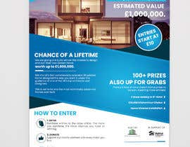 #149 for Flyer Design for Dream Home House Raffle by stylishwork