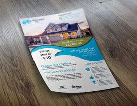 #124 for Flyer Design for Dream Home House Raffle by AhmedShakil24