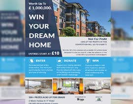 #145 for Flyer Design for Dream Home House Raffle by Mijanurrahman919