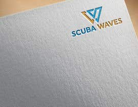 #50 for scuba waves by durontodesign49
