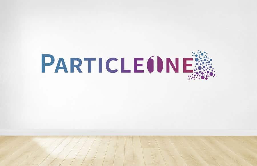 Inscrição nº 203 do Concurso para Design a Clean Logo for ParticleOne