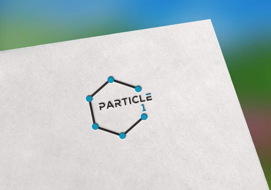 Inscrição nº 118 do Concurso para Design a Clean Logo for ParticleOne