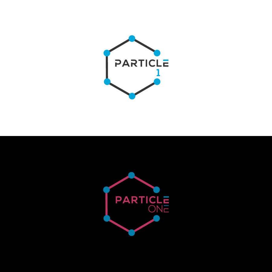 Inscrição nº 119 do Concurso para Design a Clean Logo for ParticleOne
