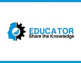 #14 para Logo Design for The Educator por OneTeN110