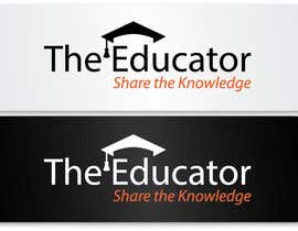 #7 para Logo Design for The Educator por matthewdingwall