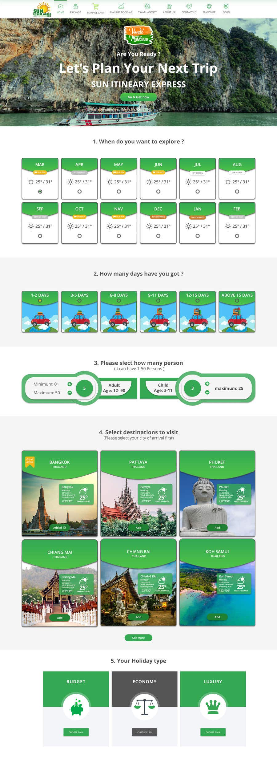 "Intrarea #9 pentru concursul ""Two page package page with example and design as attached"""
