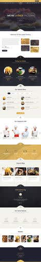 Graphic Design Заявка № 64 на конкурс Design A Website and Logo For Restaurant