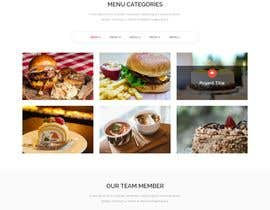 #96 untuk Design A Website and Logo For Restaurant oleh mdbelal44241