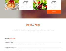 #122 untuk Design A Website and Logo For Restaurant oleh prantabaruawork