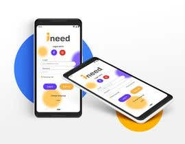 #5 for Mobile and Web app frontend mock-up by K04LA