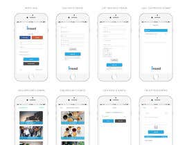#16 for Mobile and Web app frontend mock-up by sothearot