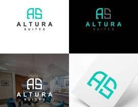 #1100 para Design a Logo for AS (Altura Suites) por FSFysal