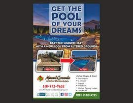 mayurbarasara tarafından Design a print ad for pool business için no 30