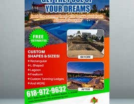 satishandsurabhi tarafından Design a print ad for pool business için no 45