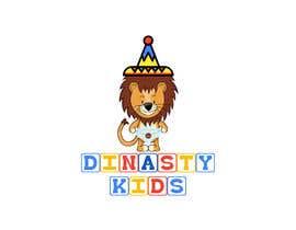 #5 untuk Logo DINASTY Kids oleh Kahdizanany