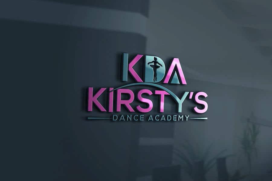 Kilpailutyö #93 kilpailussa Logo for Dance School