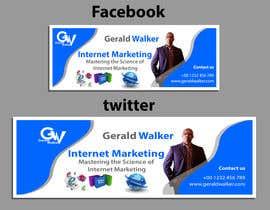 Nro 45 kilpailuun Social Media Banners käyttäjältä Tasin1612