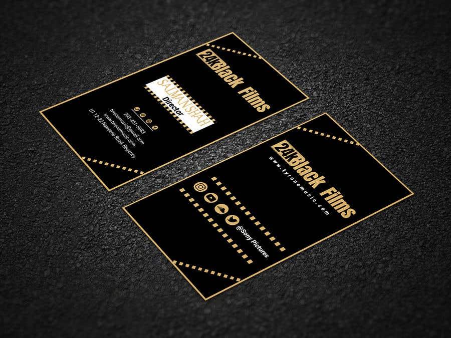Bài tham dự cuộc thi #550 cho Business Cards