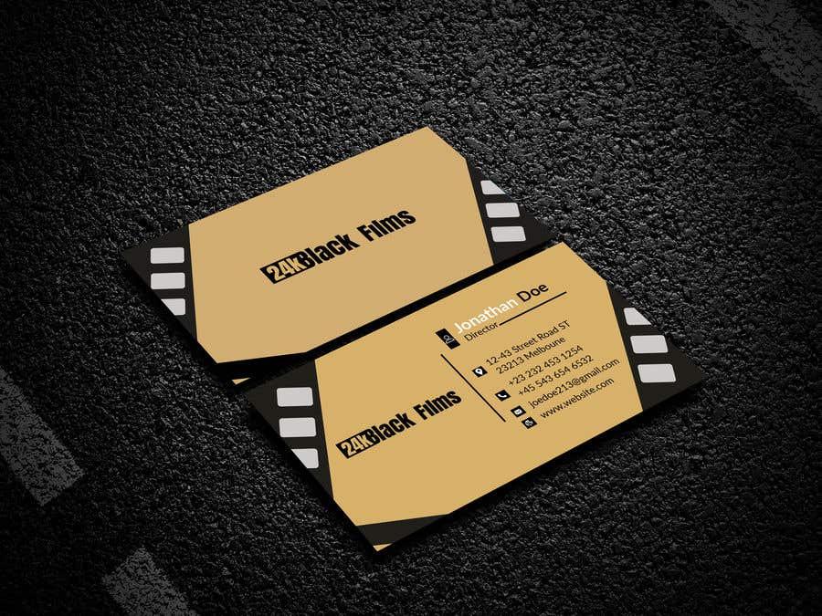 Bài tham dự cuộc thi #652 cho Business Cards