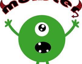 Nro 37 kilpailuun Monster design graphic käyttäjältä Abdoashraf2001