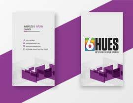 #360 for Design a Business Card for an Interior Design Company af murad99design