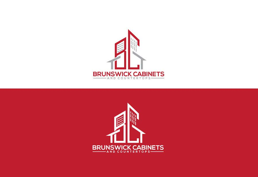 """Proposition n°227 du concours 1. Logo design for business 2. Creative for building sign that measures 68"""" tall by 93"""" wide"""