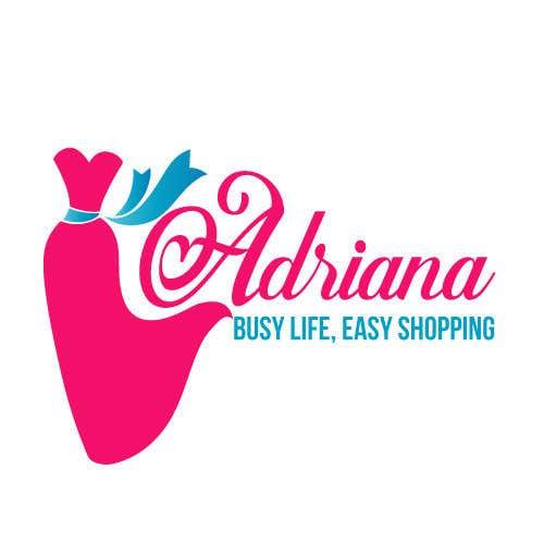 """Konkurrenceindlæg #29 for Design a logo for a Women Clothing Brand """"Adriana"""""""