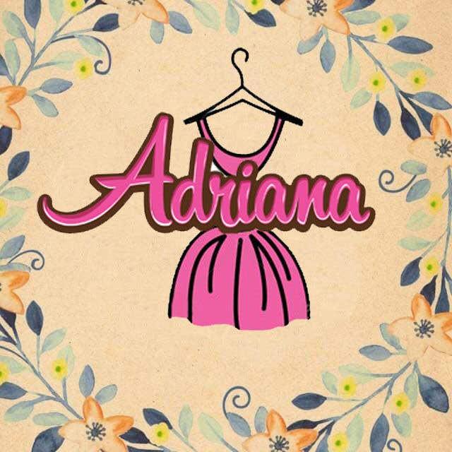 """Konkurrenceindlæg #26 for Design a logo for a Women Clothing Brand """"Adriana"""""""
