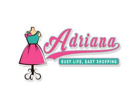 "#39 for Design a logo for a Women Clothing Brand ""Adriana"" by Romdhonihabib"