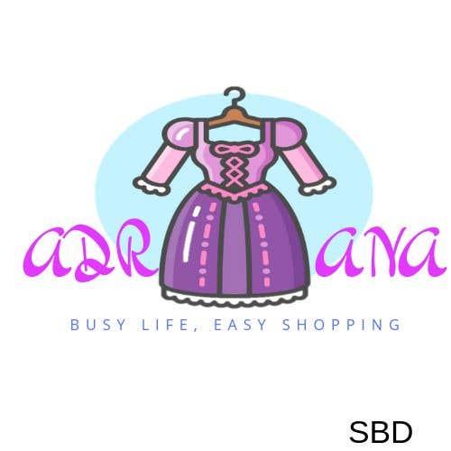 """Konkurrenceindlæg #54 for Design a logo for a Women Clothing Brand """"Adriana"""""""