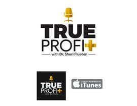 #2 untuk True Profit Podcast Logo oleh tisirtdesigns