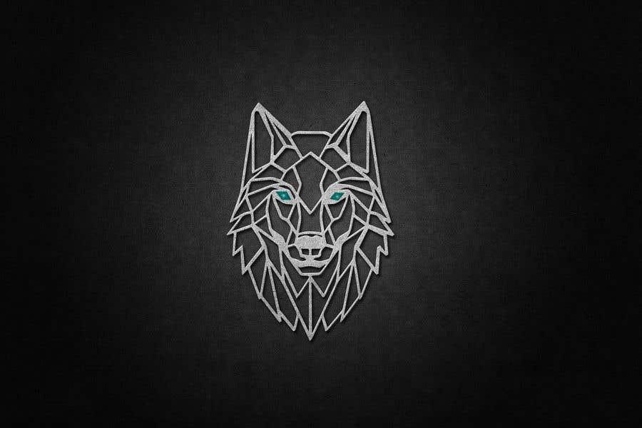 Kilpailutyö #128 kilpailussa Wolf Logo Design