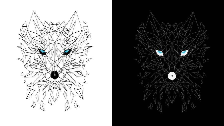 Kilpailutyö #167 kilpailussa Wolf Logo Design