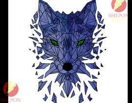 sheponcole tarafından Wolf Logo Design için no 91