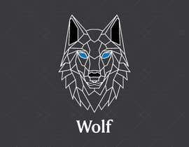 AhmAd2Joy tarafından Wolf Logo Design için no 170