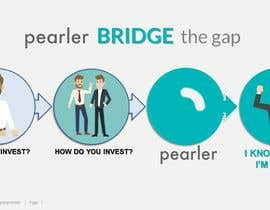 #46 untuk Create a simple 2-part infographic that shows the normal investing process oleh jborgesbarboza