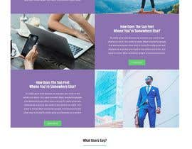 #34 for Redesign my Homepage by jahangir505