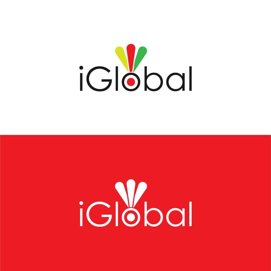 Konkurrenceindlæg #6 for Build logo : iGlobal