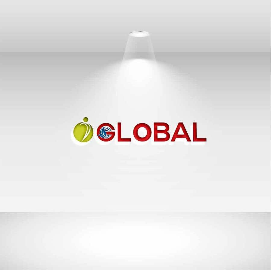 Konkurrenceindlæg #110 for Build logo : iGlobal