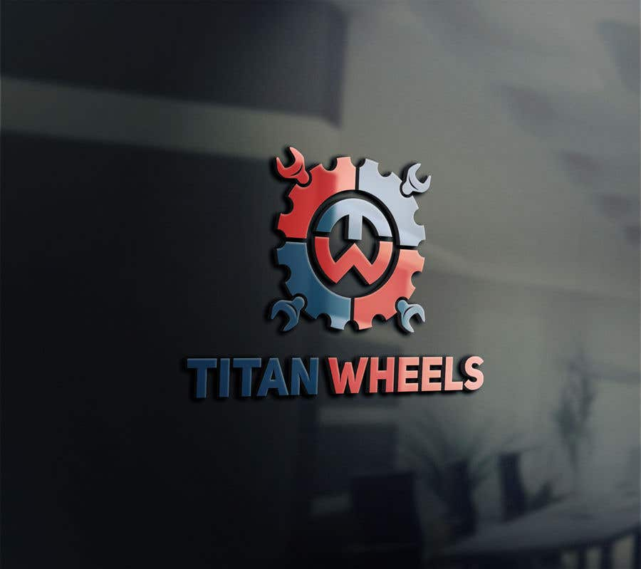 Konkurrenceindlæg #63 for Titan Wheels