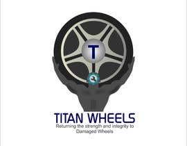 #39 for Titan Wheels by Cmyksonu